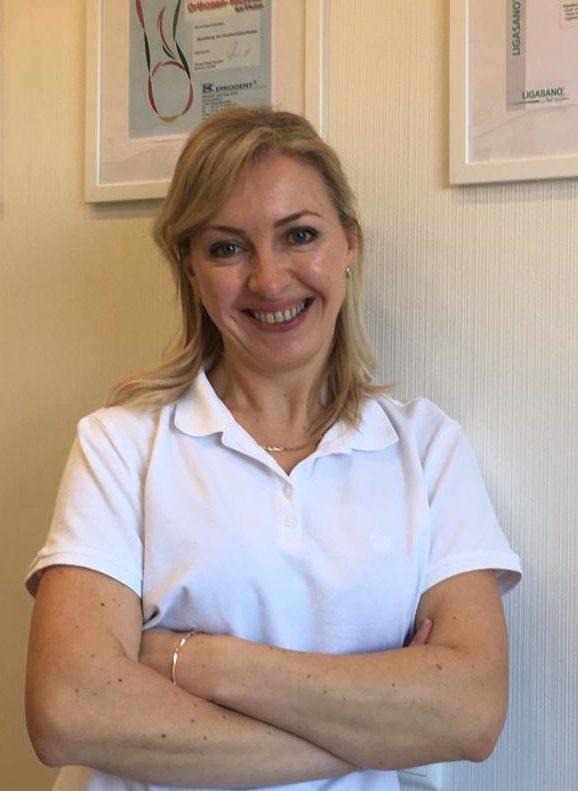 Marina Engelmann - Podologin